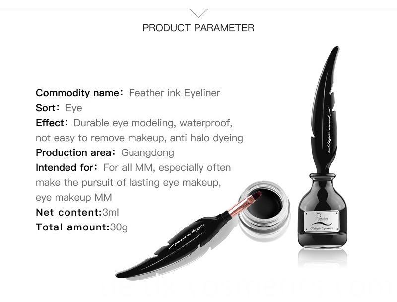 Feather Ink Eyeliner 2