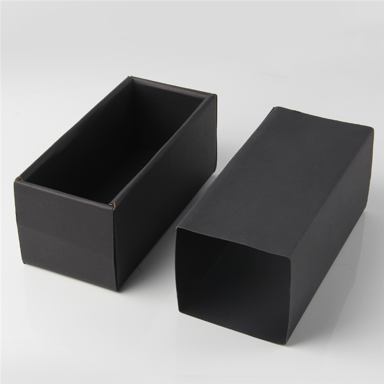 Black New Style Sliding Drawer Gifts Box