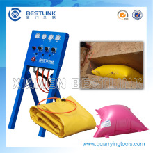 Sales High Quality Low Price Stone Pushing Air Bag