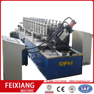 Drywall channel stud keel roll forming machine
