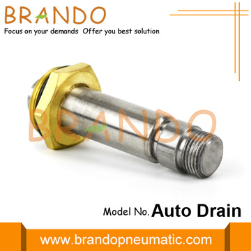 Auto Plain Solenoid Valve Part Stem Armature Plunger