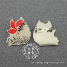 Offset Printing Lapel Pin, Organizational Badge (GZHY-LP-021)