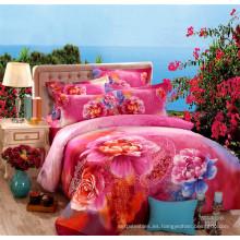 Conjunto de edredón y cama de Dubai de lujo Set 10 piezas King Size