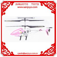 ¡El helicóptero del girocompás 3.5 CH parte el regalo caliente de X'MAS !! Hello kitty rc helicóptero