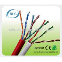 Alambre del cable del LAN de la comunicación de UTP con alta calidad