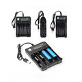 10 SteckplätzePortable USB-Ladegerät für Li-Ion 1865014500