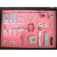 OEM Stainless Steel Metal Injection Molded Watch Parts