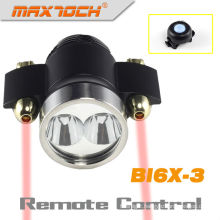 Maxtoch BI6X-3 Laser High Quality Material Long Runtime Cree XM-L T6 Led Bicycle Light