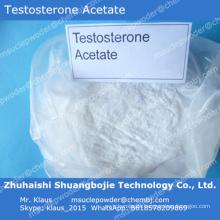 Androgenes Steroid-Testosteron-Azetat für beibehaltene Muskel-Masse