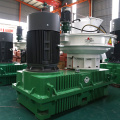 YGKJ880 Series Ring Die Die Wood Pellet Machine