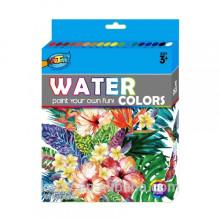 Fabricante profesional de pinturas Watercoulor