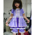 Kids Girl Purple Princess Set