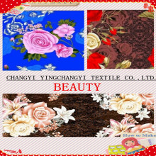 200-250cm 100% Cotton Material used hometextile print fabric