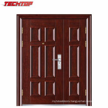TPS-128sm Fashion Products Steel Safety Door Son and Mother Door