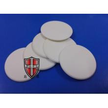 Schneidisolator Aluminiumoxid-Keramikdichtung Spacer Produkte