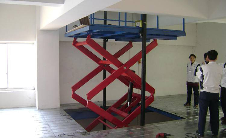 fixed lift table