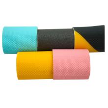 Outdoor non-slip transparent self-adhesive tape