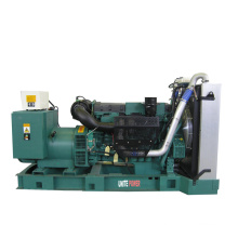 250kw Open Type Diesel Generator Set with Wudong Engine
