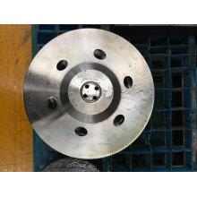 Нержавеющая сталь частей CNC подвергая механической обработке винт деталей машин