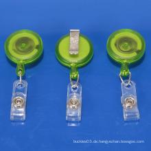 Einziehbares yoyo Abzeichen yoyo Kartenhalter