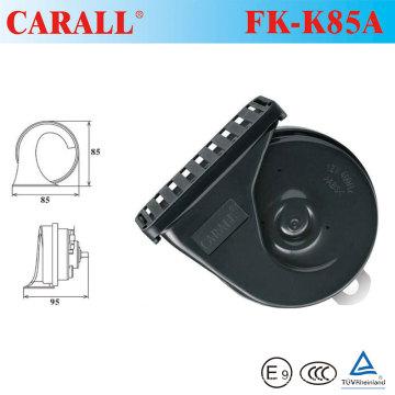 Cuerno eléctrico del caracol del cuerno de coche del cuerno de coche del cuerno del aire del camión 24V con la bobina de cobre