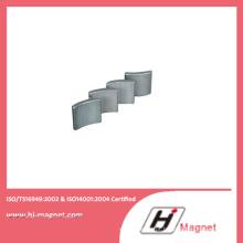 Ímã de NdFeB arco fabricado pela fábrica de China de alta qualidade