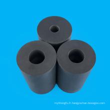 Barre ronde rigide en PVC de taille adaptée aux besoins du client pour la soudure