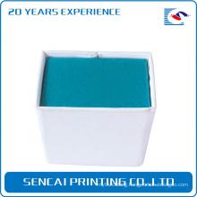 SenCai beautiful jewelry folding packing paper box