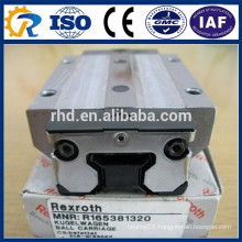 Rexroth CNC Parts Runner Block R165381320 Linear Guide Rails block