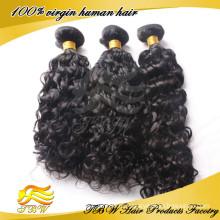 Продукты 2015 новое! Европейский Реми Вьющиеся Волосы Расширений Волос