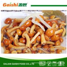 314ml/580mlRussia flavor fresh canned nameko mushroom in tin