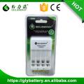 Geilienergy 2.4V Ladegerät für wiederaufladbare NIMH NICD AAA AA Batterie