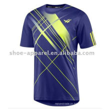 homens top marca sublimação camisas de futebol t shirt dos esportes