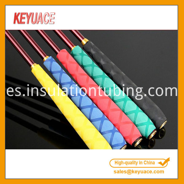 Large Heat Shrink Tubing for Fishing Rod