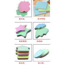 Heart/Round Shap Sticky Note Pad
