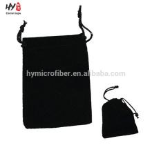 Дешевые черный бархат мешок