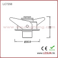3W Recessed LED Cabinet Light