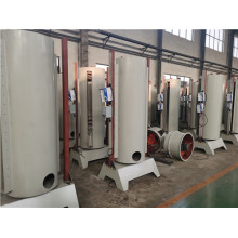 Industry wind tower shell drying system