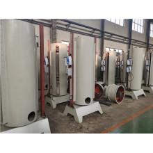 Sistema de secagem de carcaça de torre eólica industrial