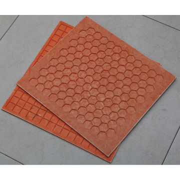 modèle de grille de mosaïque pour mosaïque