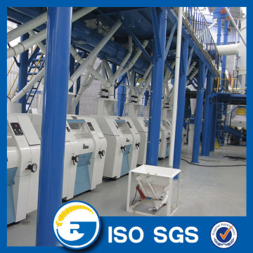 Flour Mill Machinery en venta