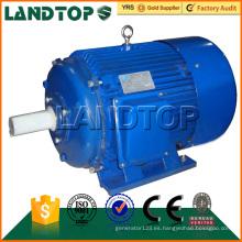 Motor trifásico de 50 Hz y 60 Hz de la serie Y