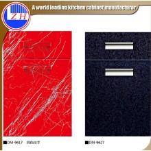 Hot Sale Wooden Door Kitchen Cabinet Design (zhuv)