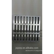Matériau en alliage d'aluminium en aluminium forgé en aluminium