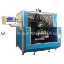 Máquina de tufting del cepillo del CNC de alta velocidad de 4 ejes