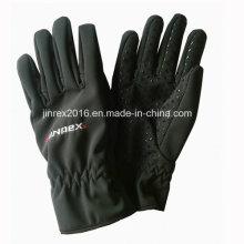 Impermeable a prueba de viento de invierno al aire libre de la guarnición completa deportes guante-Jg11L015