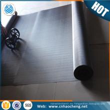 Pantalla de filtro de malla de alambre de níquel puro N2 N4 de malla 300 utilizada en la detección de filtración de gas líquido