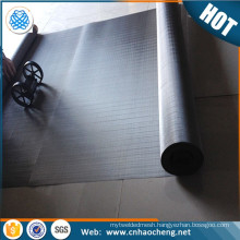 300 mesh N2 N4 pure nickel wire mesh filter screen used in screening of gas liquid filtration