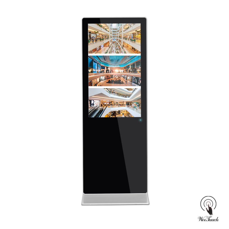 58 Inches Digital Signage Solution for Shopping Mall