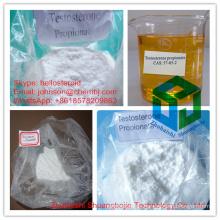 Fabrik-Verkaufs-Steroid-rohes Pulver-Testosteron-Propionat 57-85-2
